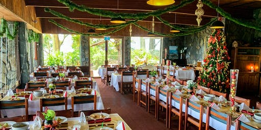 Annual Christmas Lunch at Binna Burra Lodge