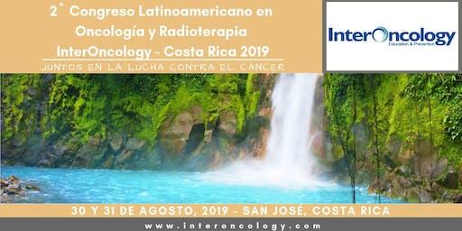 2º Congreso Latinoamericano en Oncología y Radioterapia InterOncology - Costa Rica 2019