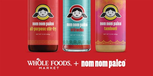 Nom Nom Paleo Sauce Launch with Michelle Tam