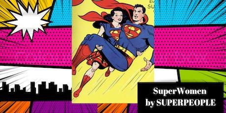 Friday Brunch: SuperWomen by SUPERPEOPLE MEET UP #1 tickets