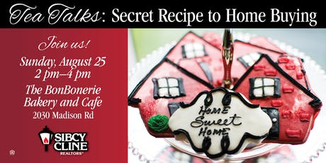 Secret Recipe to Home Buying tickets