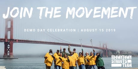 Join the Movement--Demo Day Celebration tickets