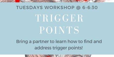 Trigger Points Workshop tickets