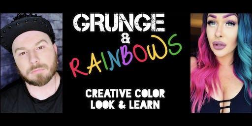 Grunge & Rainbows