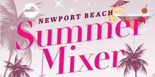 Newport Beach Summer Mixer