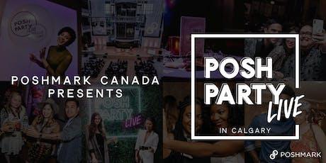 Posh Party LIVE Calgary  tickets