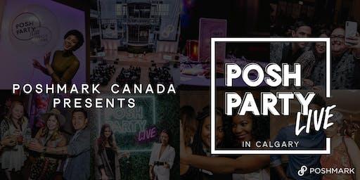 Posh Party LIVE Calgary