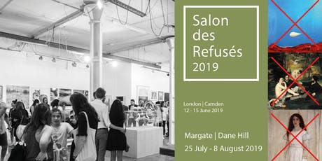 Opening Reception for Salon des Refusés 2019 | Margate tickets