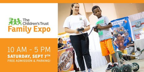 The Children's Trust 2019 Family Expo tickets