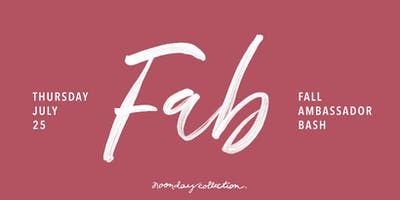 Houston Noonday Collection FAB 2019