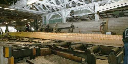 Log Milling Class -- From Log to Slab