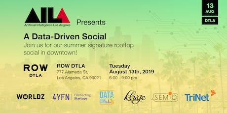 AI LA Presents: A Data-Driven Social tickets