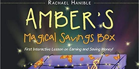 Amber's Magical Savings Box Book Signing! tickets