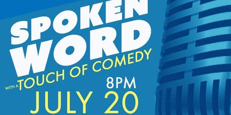 SayThat: Spoken Word with a Touch of Comedy tickets