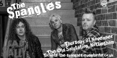 The Spangles at the Old Salutation, Nottingham