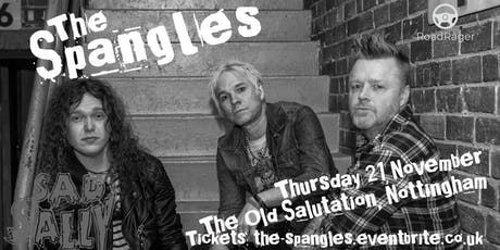 The Spangles at the Old Salutation, Nottingham tickets