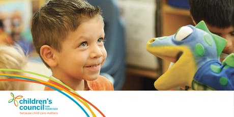 Early Educator Workshop: Scientific Inquiry for Young Children 20191019 tickets