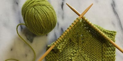 Learn to Knit: Getting Started (October)