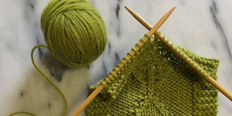 Learn to Knit: Getting Started (September) tickets