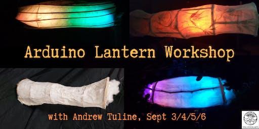 Arduino Lantern Workshop