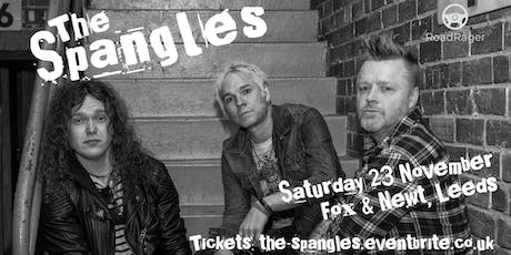 The Spangles at the Fox & Newt, Leeds tickets