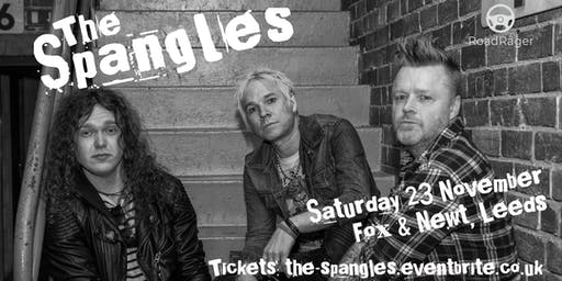 The Spangles at the Fox & Newt, Leeds