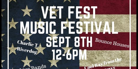 Vet Fest Music Festival tickets