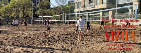 Beach Volleyball & Compagnie billets