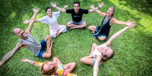 Amsterdam SOMA Breathwork Meditation & Sweat Lodge Day