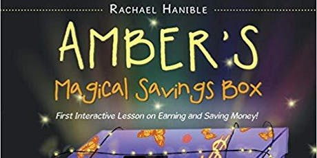 Amber's Magical Savings Box Book Reading and Signing! tickets