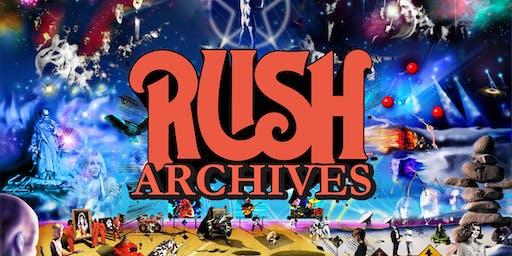 Rush Archives - Tribute to RUSH