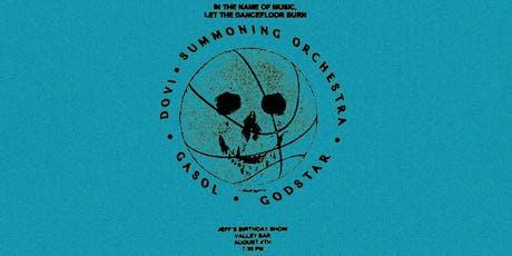 GASOL w/ DOVI + GODSTAR + THE SUMMONING ORCHESTRA tickets