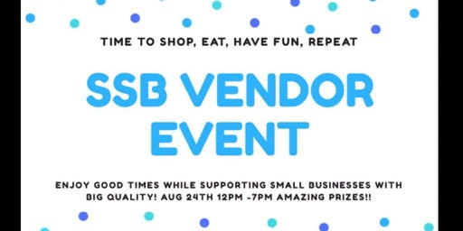 SSB Vendor event