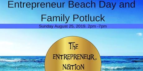 Entrepreneur Annual BEACH DAY tickets