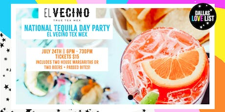 National Tequila Day Happy Hour with Dallas Love List tickets