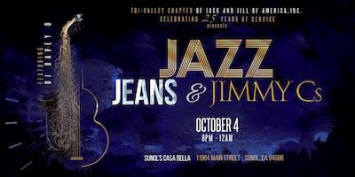 Jazz, Jeans & Jimmy Cs 2019