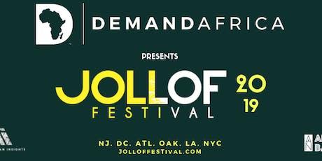 LA - Jollof Festival 19 tickets
