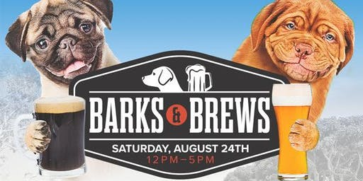 Barks & Brews Fest 2019. A Family Friendly Beer & Dog Festival!