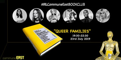 IRL CommuneEAST Queer Intentions Book Club  tickets