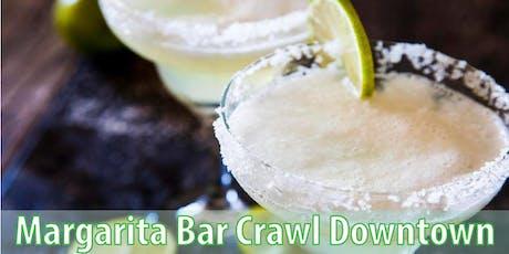 Downtown Wilmington Margarita Bar Crawl tickets