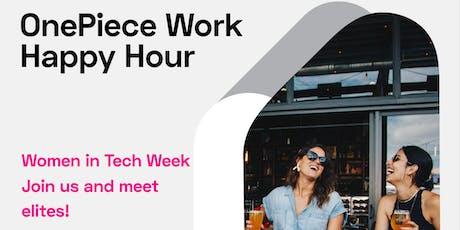 OnePiece Work Seattle -- Women in Tech Happy Hour tickets
