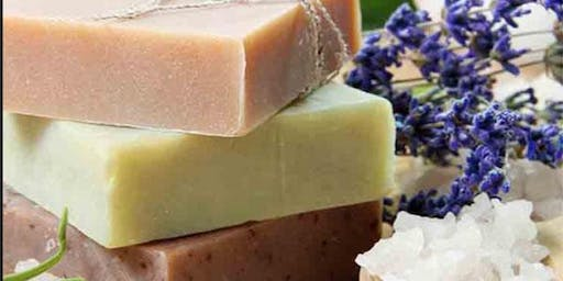 All-Natural Soapmaking Workshop
