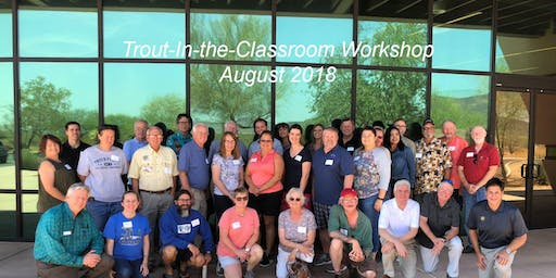2019 Trout-In-the-Classroom Workshop