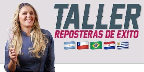 Taller Avanzado en Técnicas con Aerógrafo - Montevideo entradas