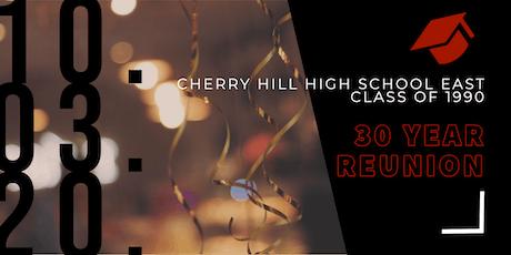 Cherry Hill East Class of 1990 Reunion tickets