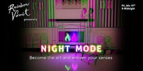 "Rainbow Vomit ""Night Mode"" - Immserive Art Exhibit tickets"