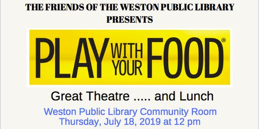2019 Play With Your Food in Weston