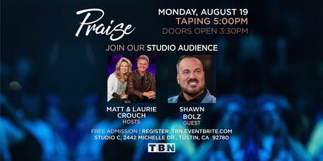 CA - Shawn Bolz with Matt & Laurie Crouch tickets
