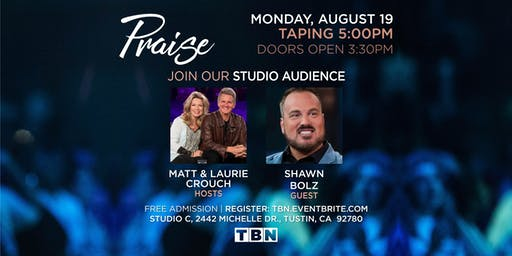 CA - Shawn Bolz with Matt & Laurie Crouch