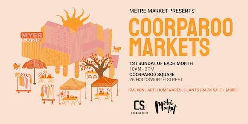Pre-Loved Rack Sale - Coorparoo Square x Metre Market
